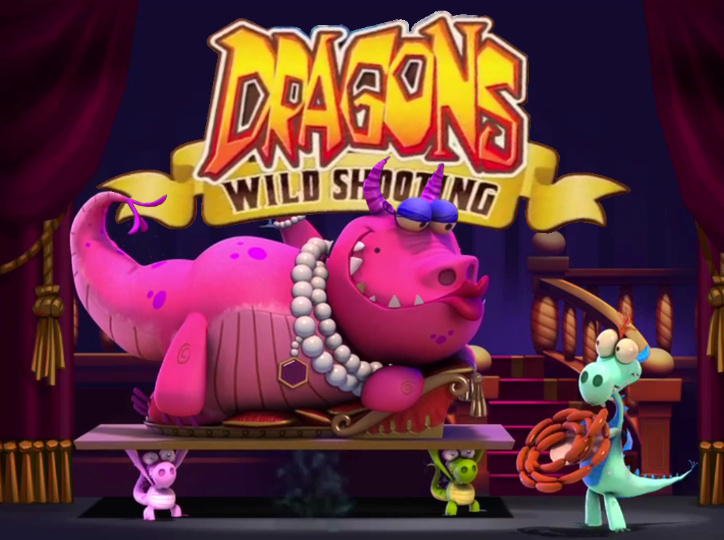 Dragons Wild Shooting Ride